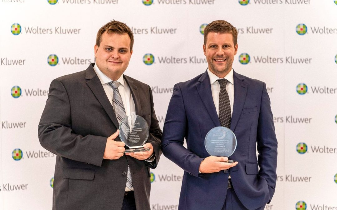 V. Wolters Kluwer Award